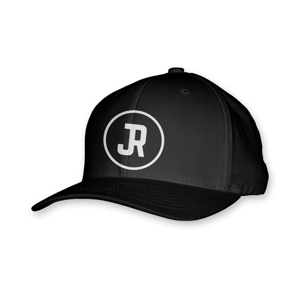Black JR Hat