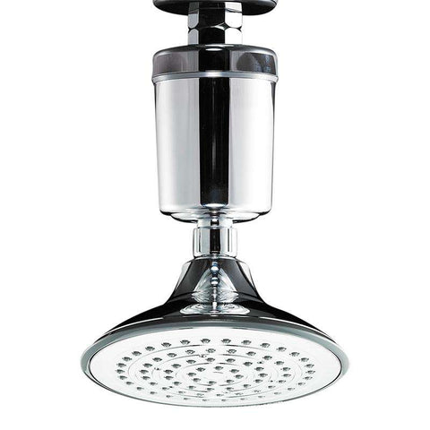 Raindrops Luxe - Filter with Shower Head bundle - Raindrops901 - 6 step premium shower water filter