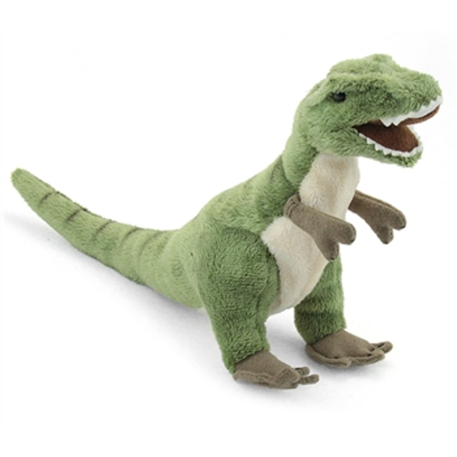 10 Inch Conservation Critter T Rex Dinosaur Plush Stuffed Animal By