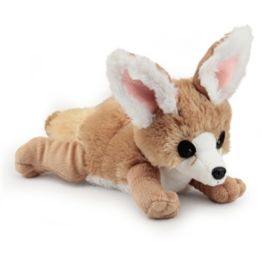 12 Inch Conservation Critter Fennec Fox Plush Stuffed Animal By