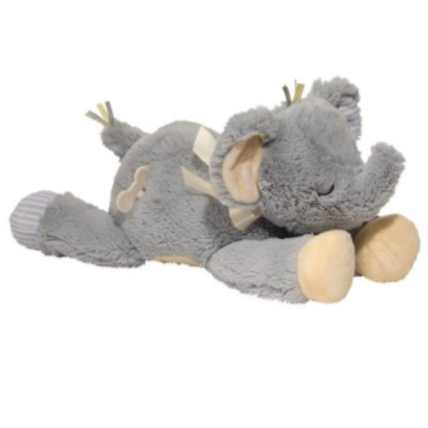 13 Inch Musical Elephant Plush Stuffed Animal Baby Toy By Douglas