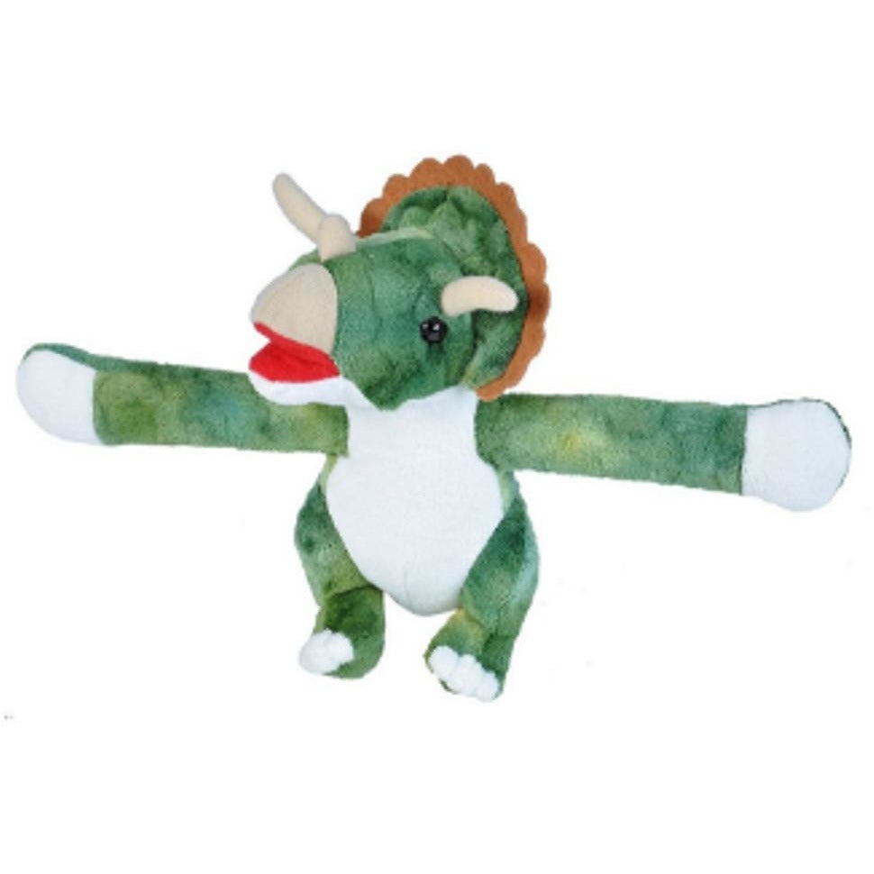 d9a603f2e985 8 Inch CK Huggers Triceratops Dinosaur Plush Stuffed Animal by Wild Republic  - AllThingsToyStore · Wild Republic