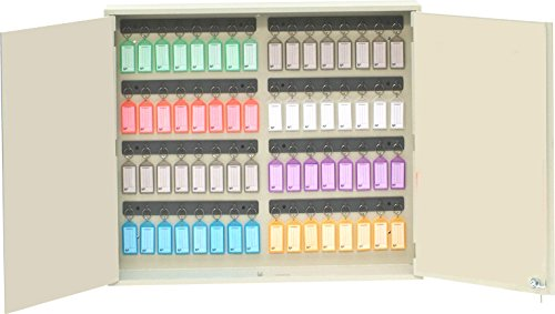Acrimet Key Cabinet, 64 Positions, with 64 Key Tags