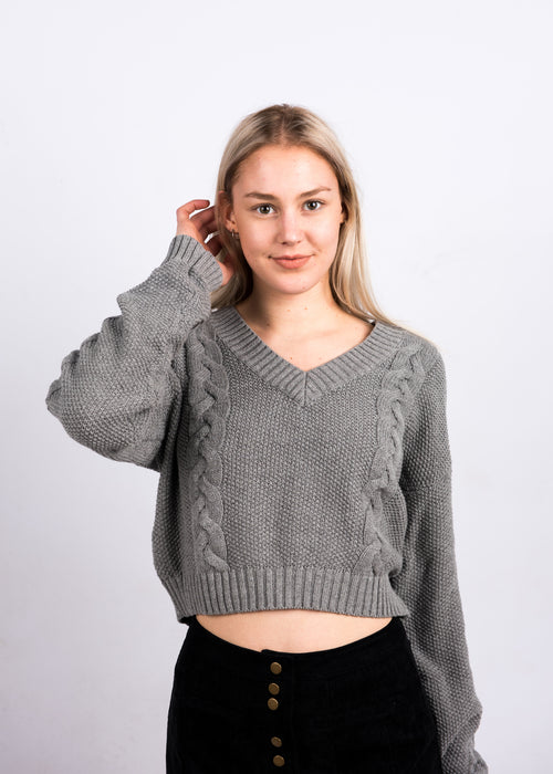 Cable Knit Sweater