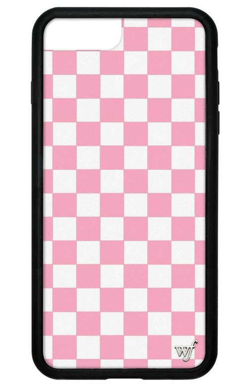 Pink Check iPhone 6/7/8 Plus Case