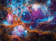 Nasa Cosmic Winter Wonderland 1000 piece jigsaw puzzle