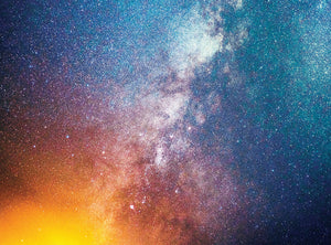 Milky Way 1000 piece jigsaw puzzle