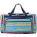 "Beach Waves NGIL Canvas 23"" Duffle Bag"