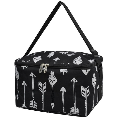 Arrow Black NGIL Insulated Cooler Bag/Lunch Box