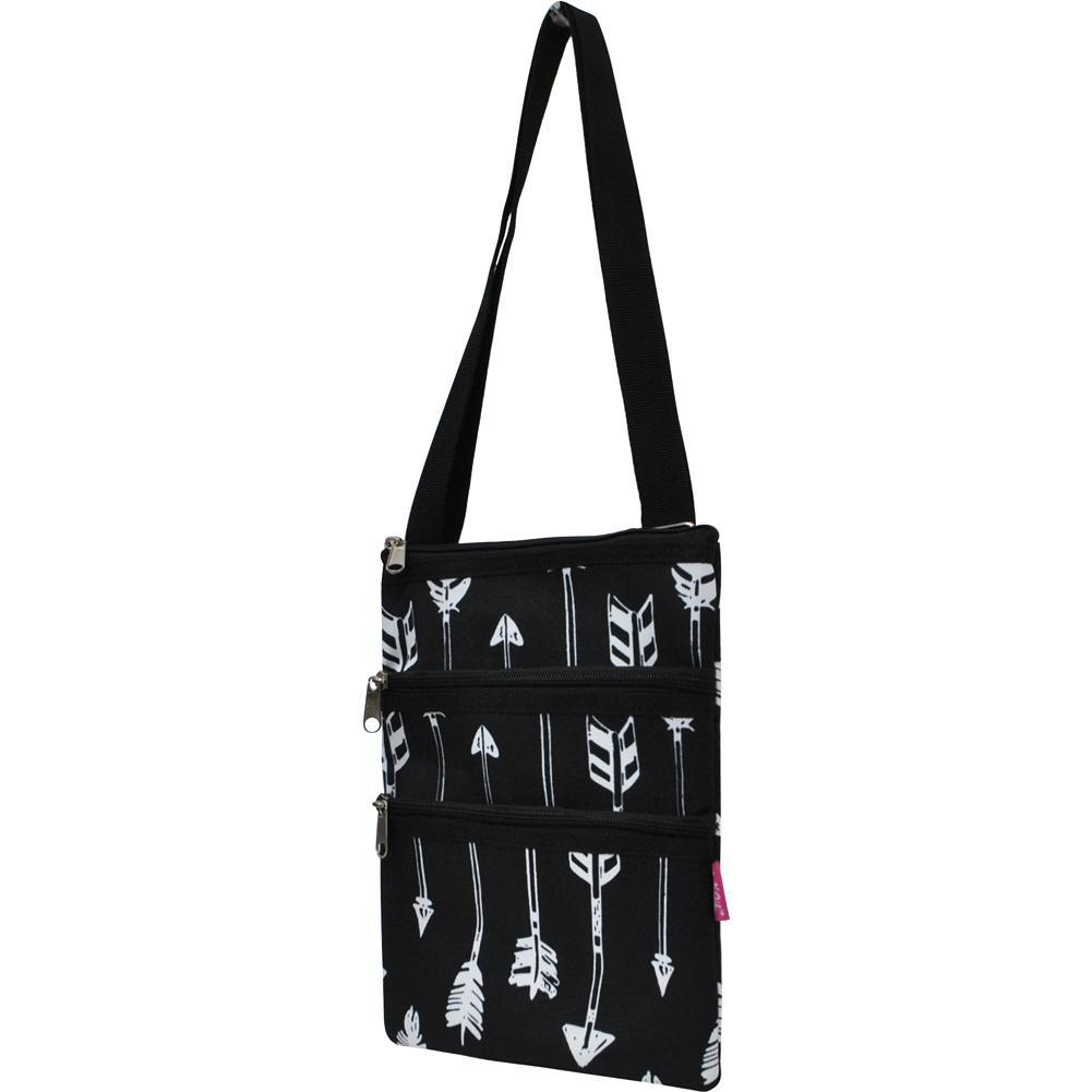 Arrow Black NGIL Messenger Hipster Bag
