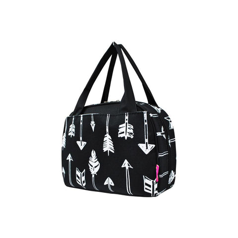 Arrow Black NGIL Insulated Lunch Bag