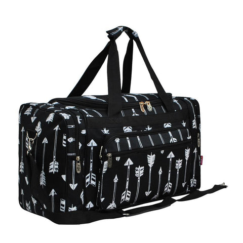 "Arrow Black NGIL Canvas 20"" Duffle Bag"