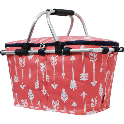 Arrow Coral NGIL Insulated Market Basket