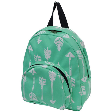 Arrow Mint NGIL Canvas Mini Backpack