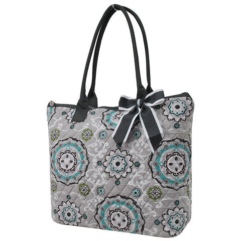 Garden View NGIL Quilted Tote Bag