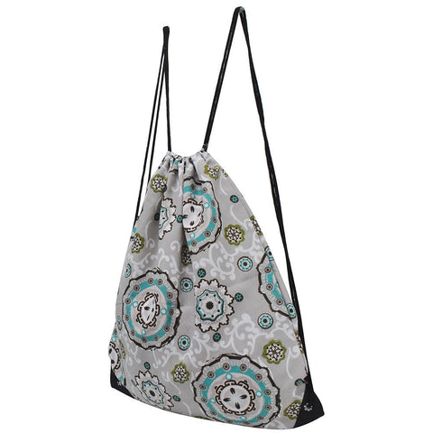Garden View NGIL Canvas Drawstring Backpack