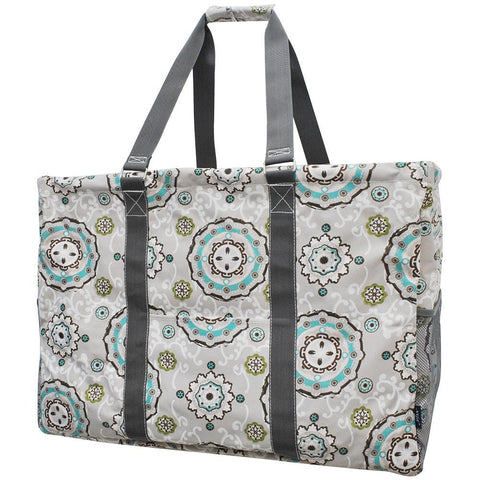 Garden View NGIL Mega Shopping Utility Tote Bag