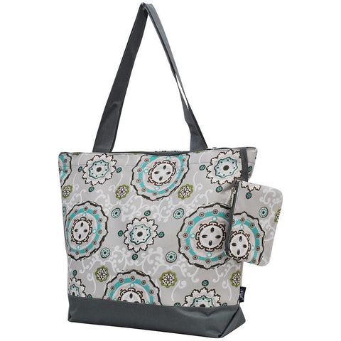 Garden View NGIL Canvas Tote Bag