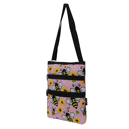 Bee Happy NGIL Messenger Hipster Bag