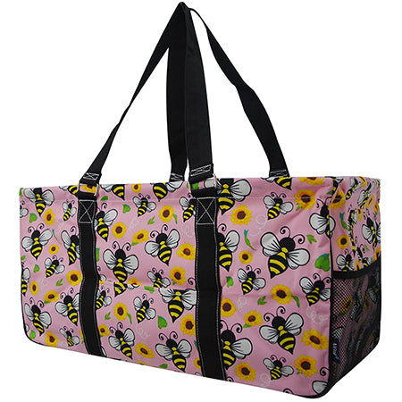 Bee Happy NGIL Utility Bag