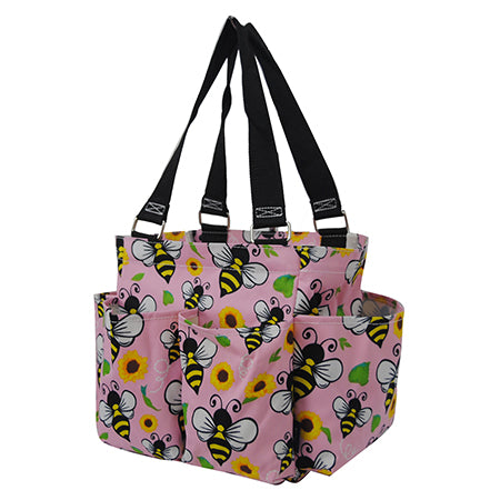 Bee Happy NGIL Small Utility Tote