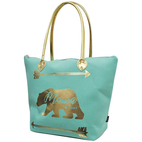 Bear Mint NGIL Gold Collection Tote Bag