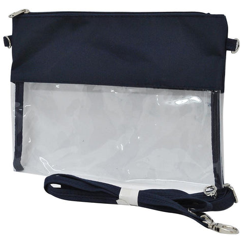 Wholesale Clear Stadium Crossbody Bags