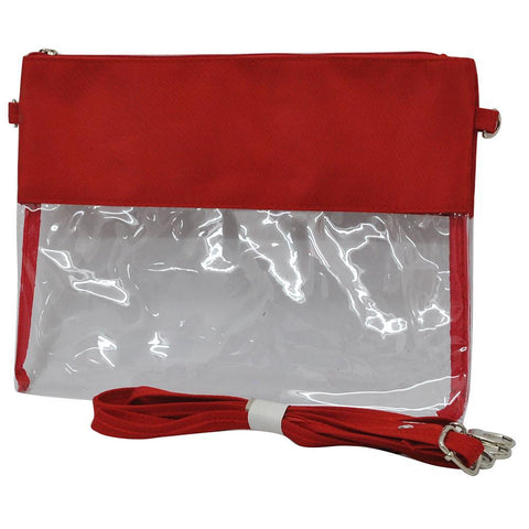 College Clear Stadium Crossbody Purse Wholesale