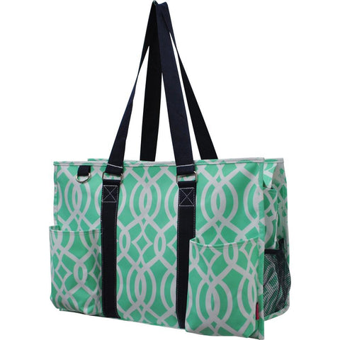 Zippered Caddy, monogramable bags, personalized tote teacher, personalized tote bag for her, nurse tote bag with zipper, Student nurse tote bag, student nurse bag, nurse bags and accessories, student nurse gift bags.