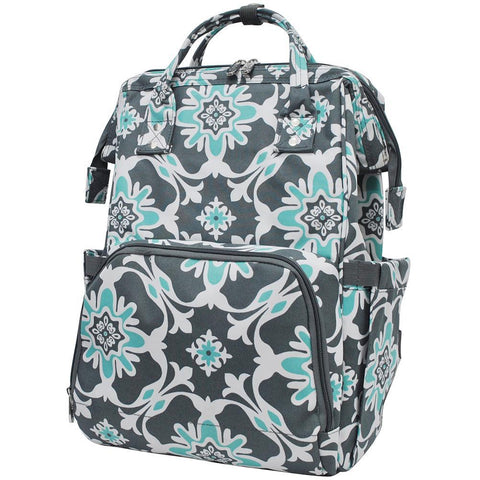 Quatro Vine NGIL Diaper Bag/Travel Backpack