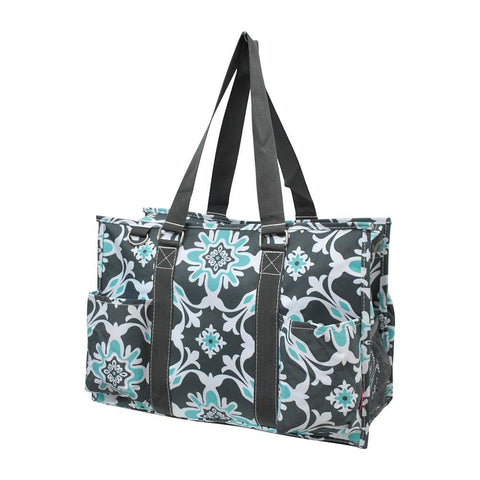 Monogrammed Zippered Tote Bag, monogram gifts for her, Monogram bags and tote, personalized gifts for teachers, nurse accessories wholesale, Gifts for her, monogram gifts, NGIL Brand, teacher personalized gifts, nurse personalized gifts, vine purse, vine tote.