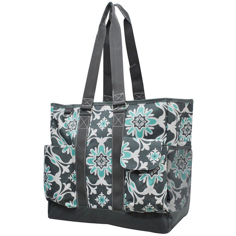 Quatro Vine NGIL Tall Canvas Tote Bag