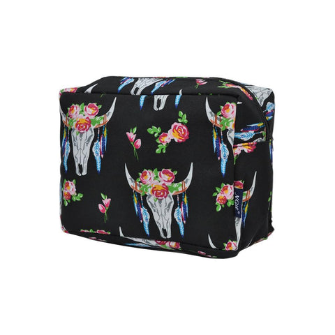 Cosmetic bag for brushes, woman's makeup bag travel, makeup pouch pattern, makeup bag gift s for women, cosmetic bag for gym, cosmetic organizer for vanity, custom travel bags for bridesmaids, bull skull makeup bag,