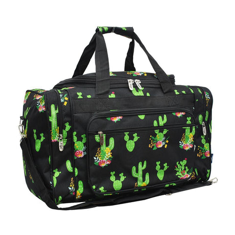 "Cactus NGIL Canvas 20"" Duffle Bag"