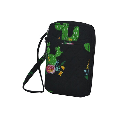 Cactus NGIL Quilted Wristlet Wallet
