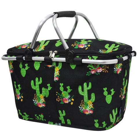 Cactus NGIL Insulated Market Basket