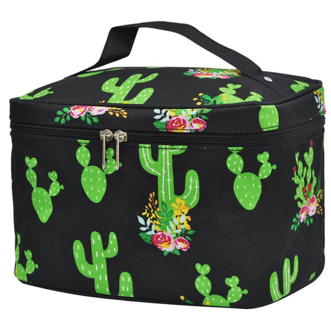 Cosmetic bag custom, makeup bag travel cosmetic, women's makeup bag travel, makeup bag for dancer, makeup organizer ideas, makeup bag personalized bride, cosmetic pouch wholesale, cactus cosmetic bag, cactus flower cosmetics,