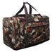 "Brown Camouflage NGIL Canvas 23"" Duffle Bag"