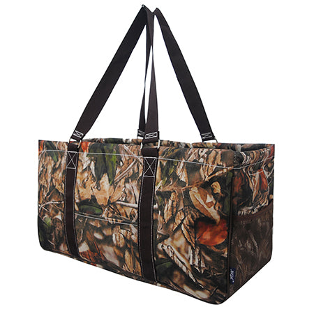 Brown Camouflage NGIL Utility Bag