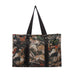 Brown Camouflage NGIL Zippered Caddy Organizer Tote Bag