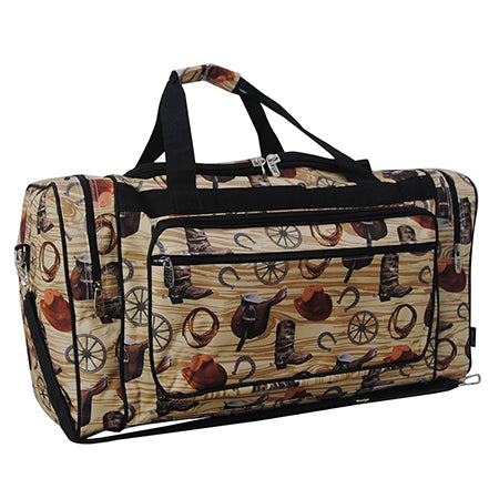 "Cowboy NGIL Canvas 23"" Duffle Bag"