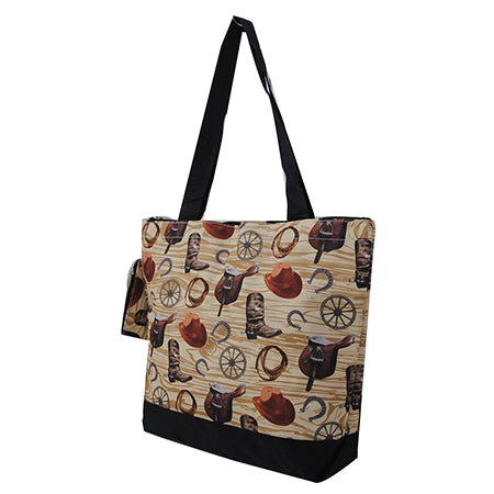 Cowboy NGIL Canvas Tote Bag