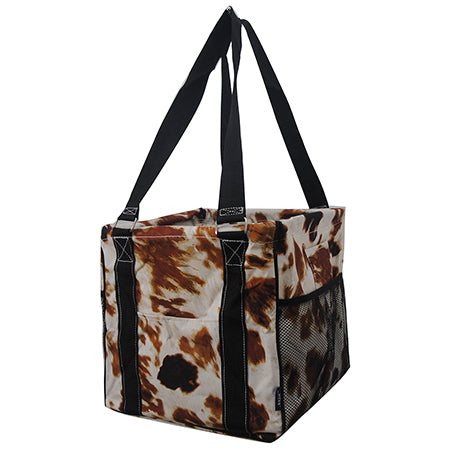 Cow Print NGIL Mini Utility Bag