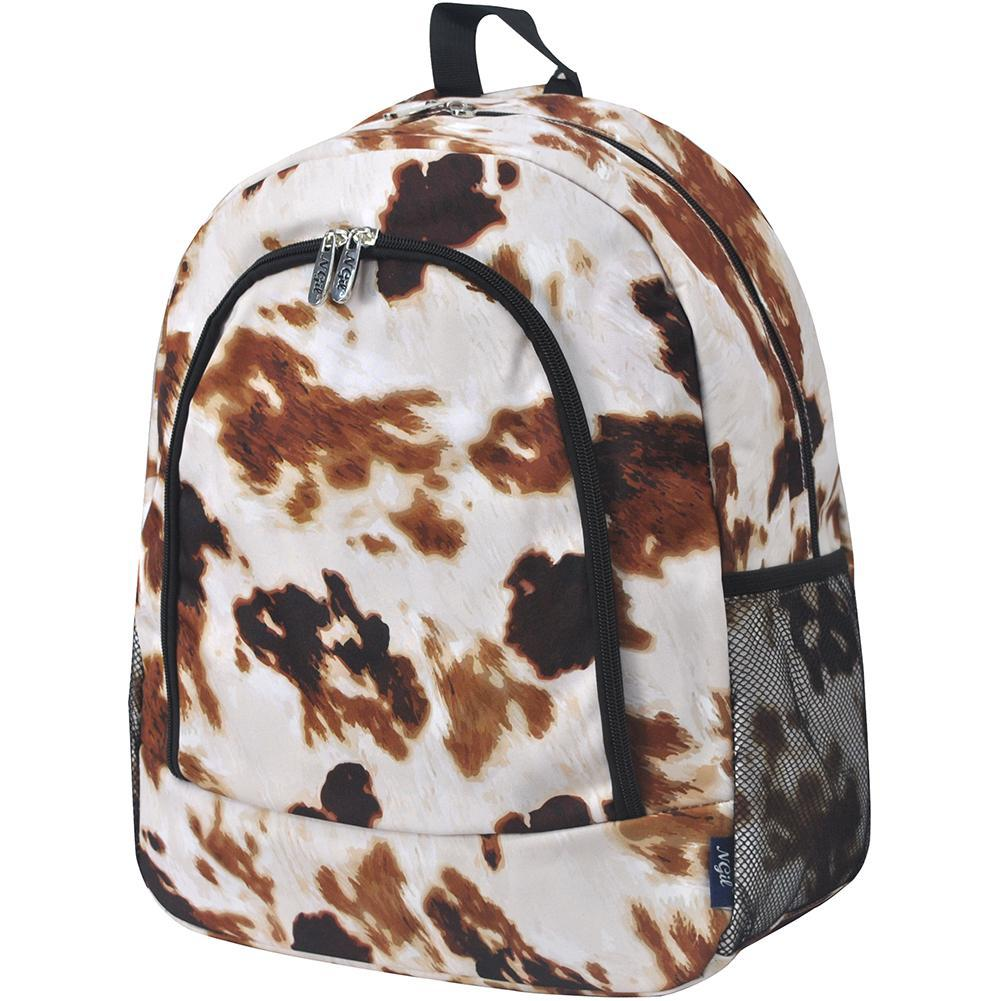 cow print backpack, cow bags for sale, monogram women backpack, personalized backpack diaper bag, back to school backpack sale, backpack for college students' women, monogram backpack toddler, personalized backpack for toddler girls.