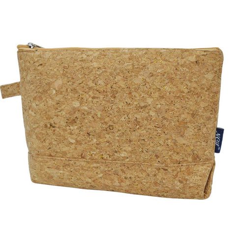 cork makeup bag, cork cosmetic bag, cork cosmetic case, Travel pouch for essential oils, travel pouch for electronic accessories, personalized travel bags for her, travel organizer pouch set, travel bags makeup,