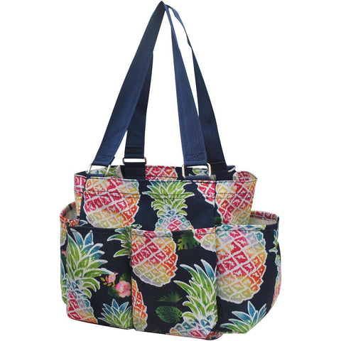 Tropical Pineapple NGIL Small Utility Tote