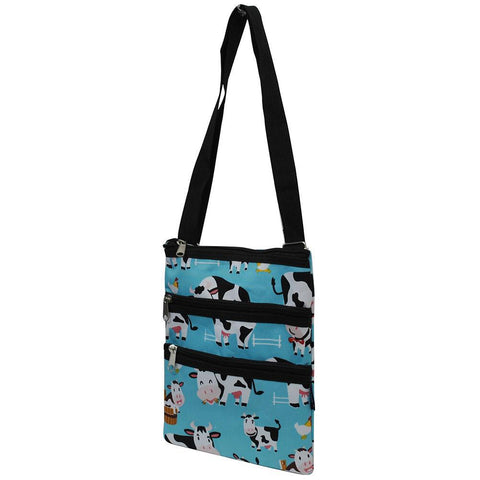 Cow In Town NGIL Messenger Hipster Bag
