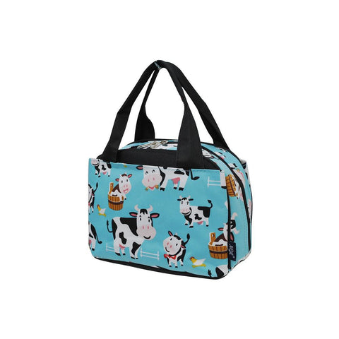 Cow in Town NGIL Insulated Lunch Bag