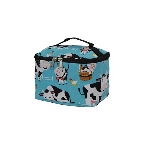 Cow In Town NGIL Cosmetic Case