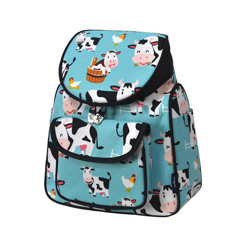 Cow in Town NGIL Mini Backpack